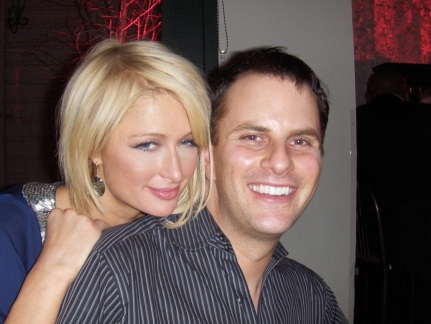 Paris Hilton in Sundance