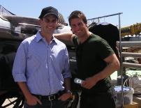 Tom Cruise MI3 set visit